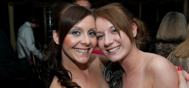 2 Women at Nexus Ball